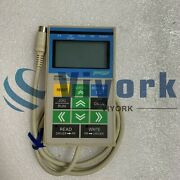 Omron R7a-pr02a Smart Step Series Servo Parameter Unit 1m Cable Used