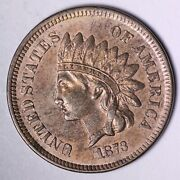 1873 Open 3 Indian Head Cent Penny Choice Bu Free Shipping E905 Ancx