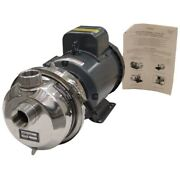 Pacer Boat Electric Centrifugal Pump Isp2gl C3.0c   3 Hp 208-230v P-58-0805c