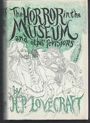 H P Lovecraft / The Horror In The Museum 1st Edition 1970