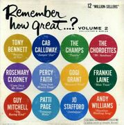 Various - Remember How Great... Volume 2 - Columbia Record Productions - None -