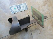 Nice Antique Victorian 3-d Stereo Photo Viewer, Stereoptican, C1875 W/cards Gift