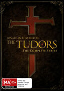 The Tudors The Complete Series Seasons 1 - 4 2007 [new Dvd]