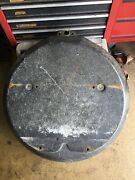 1964 To 1967 C2 Corvette Spare Tire Carrier Tub