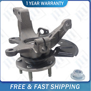 Front Right Hub Knuckle Assembly For 05-12 Ford Escape 05-11 Tribute Mariner