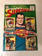 Superman 100 Key Issue 1,25,50,75 Cover 1955 Toy Contest Clue From Krypton