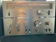 Vintage Pioneer-sa6500 Ii Stereo Amplifier And Tx-5500 Ll Tuner- Excellent