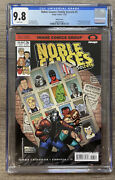Noble Causes Family Secrets 3 Cgc 9.8 Variant 1st Invincible Appearance Image