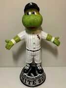 Southpaw Chicago White Sox 3and039h Mascot Bobblehead 36h Limited Edition New
