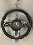 Mercedes Sport-package Steering Wheel For Pre-facelift Mb With Adapter