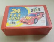 Hot Wheels Matchbox Variety Die Cast 24 Cars With Tara Toy Carrying Case