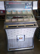 Seeburg Select-o-matic 160 Selection Artist Of The Week Jukebox Model Ds 160 H