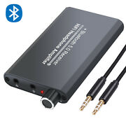 Hifi Headphone Amplifier Portable Earphone Amp 3.5mm With Bluetooth 5.0 Receiver