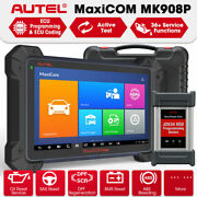 Autel Maxisys Mk908p Pro Diagnostic Scan Tool With J2534 Ecu Programming Ms908s