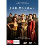 Jamestown Season 1 Dvd | From Makers Of Downton Abbey | Region 4 And 2