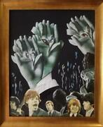 Rolling Stones Monty Python Terry Gilliam Influenced Collage Atelier Carette