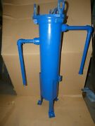 Rosedale 8-30-2p-2-c-b-s-b Upright Basket Strainer With Filter