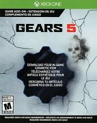 Xbox One - Gears 5 - Ice Kait Diaz Character Skin Dlc, No Game