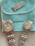Authentic And Co Atlas Watch Stainless Steel Mens And Women's Couple Watches