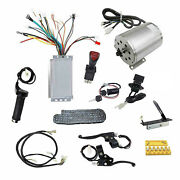 48v 1800w Electric Motor Brushless 1800w Kit Controller Scooter Ebike Go Carts