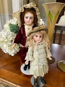 13 Belton French- Type Bisque Doll Marked6 1900s