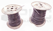 Lot Of 2 New Apex 1316 14 Awg Wire Approx 310' Total Mtw/thhn, Thwn Black