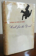 John Spy Thriller Le Carre / Call For The Dead 1st Edition 1962