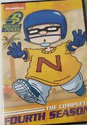 Rocket Power The Complete Fourth Season Dvd Rare. Brand New And Factory Sealed.