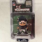 Liland039 Teammates Nfl Figure Chicago Bears Receiver Series 4 By Party Animals