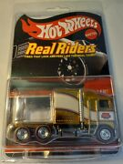 Hot Wheels Red Line Club Thunder Roller, Real Riders, Series 13 2683/4000