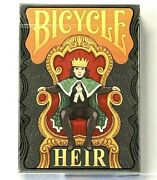 Bicycle Playing Cards Heir Designed By Johnny Whaam 2017