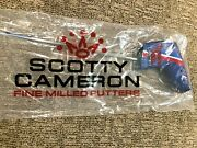 Scotty Cameron Champions Choice Newport 2 Button Back Putter 34 Left Handed