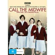 Call The Midwife Series 3 Dvd   Includes 2013 Christmas Special   Region 4 And 2