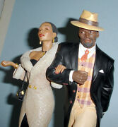 Thomas Blackshear Steppin' Out Dept 56 Ebony Vision Gallery Proof Figure 13 New