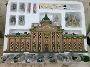 Dept. 56 Heritage Village Dickens Collection Ramsford Palace -low Number 01797