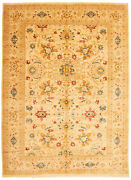 Hand-knotted Carpet 10and0390 X 13and0397 Peshawar Finest Traditional Wool Rug