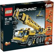 Lego 42009 Technic Mobile Crane Mk Ii Container Stacker Truck From Japan Import