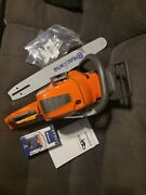 Husqvarna Chainsaw 572xp New With 20 Bar And Chain