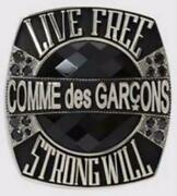 Comme Des Garcons Champion Ring Size S Used Unisex Original Free Shipping Japan