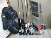 Secondhand Callaway Legacy Warbirds And Others Full Set 13 Pieces Flex Sr