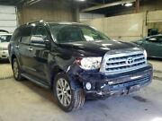 Heater Climate Temperature Control Front Limited Fits 10-18 Sequoia 1754733