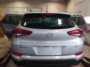 Trunk/hatch/tailgate With Privacy Tint Glass Fits 16-18 Tucson Silver 3019382