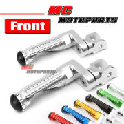 Cnc Mpro Adjustable Front Foot Peg For Ducati 900 750 Ss 851 888 Strada 906