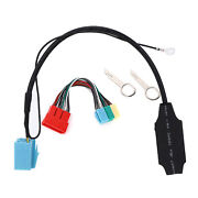 20pin/8pin 5.0 Audio Adapter Radio Connector Car Stereo Fits Accessory
