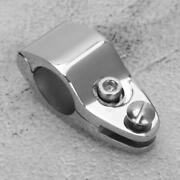 2pcs Stainless Steel Boat Marine Hinged Upper Jaw Slide Hardware Fitti Accessory