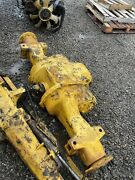 Jcb 1400b Rear Differential Axle Assembly Complete Takeout Low Hours Inspected
