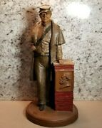 Large Confederate Soldier Statue Tom Clark Hand Signed Edition 1