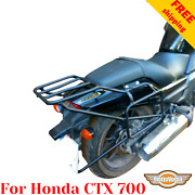For Honda Ctx700 Luggage Rack System Ctx700 Dct Pannier Rack For Soft Bags,cases