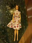 Vintage 1975 Tuesday Taylor Blonde Brunette Changeable Hair Barbie Doll