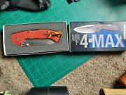Cold Steel 4-max 62rm 20cv Made In Usa